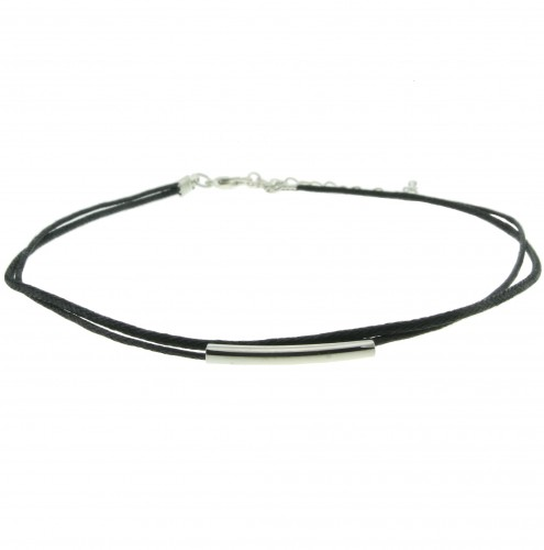 Double layer choker with bar