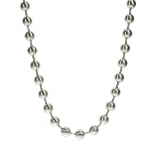 Stainless steel ketting Matte finish