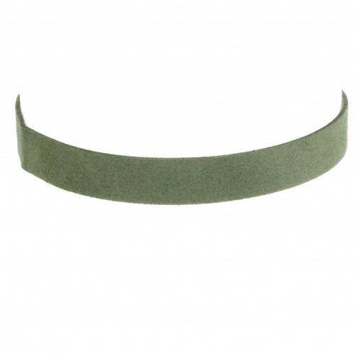 Army Green choker