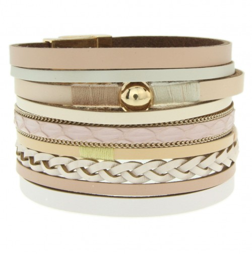 More layer bracelet